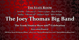 The State Room in Albany, NY